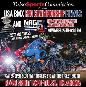 2017 USA BMX Grands Poster