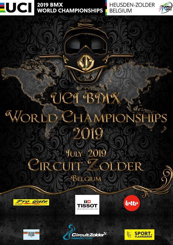 USA BMX 2019 Calendar Part 1