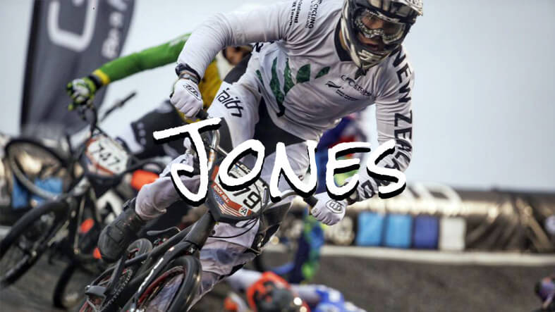 Jones BMX Interview