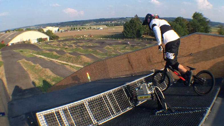 David Graf Swiss Pump Track - David Graf