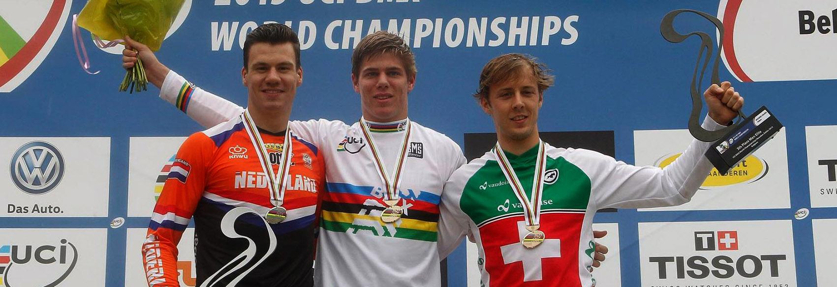 David Graf UCI BMX W3