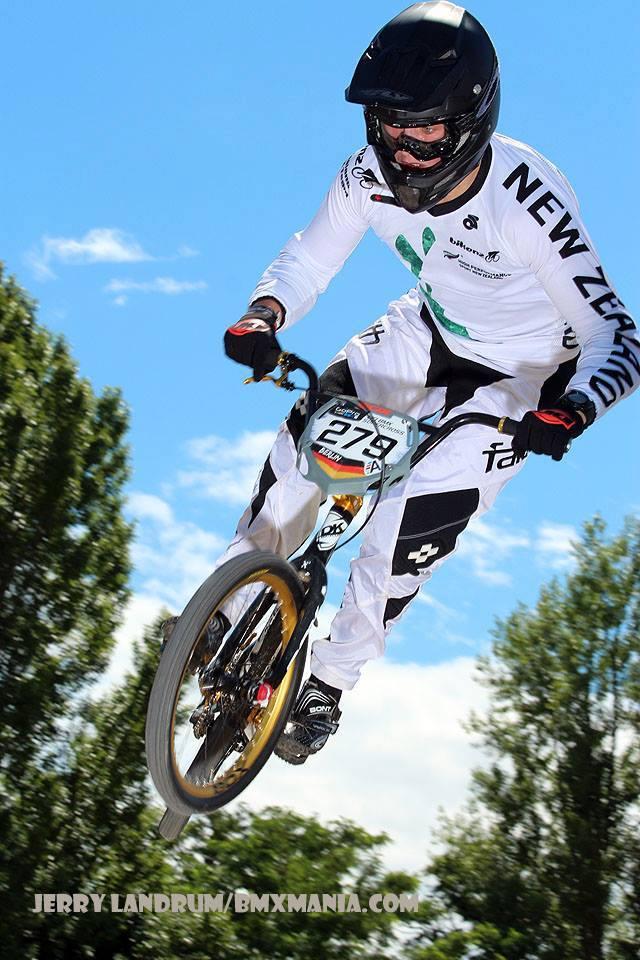 Trent Jones - BMXMania.com