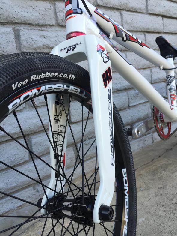 Steven Cisar Bike Check 2016 Front End - Steven Cisar