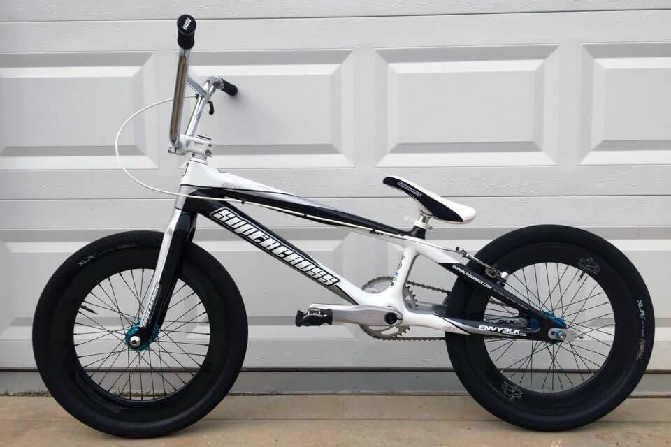KJ Romero Bike Check - KJ Romero