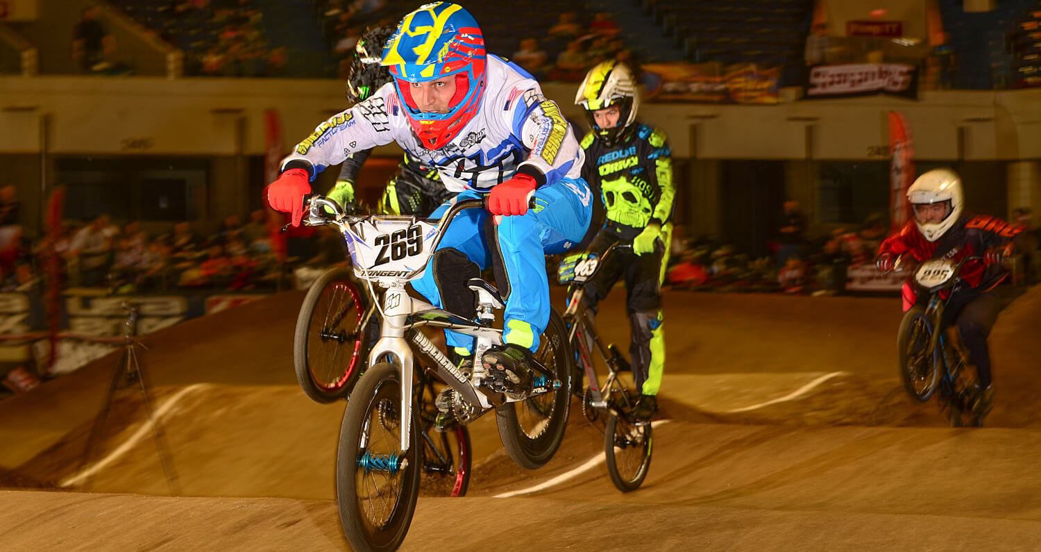KJ Romero Louisville Feb 2016 - BMX News