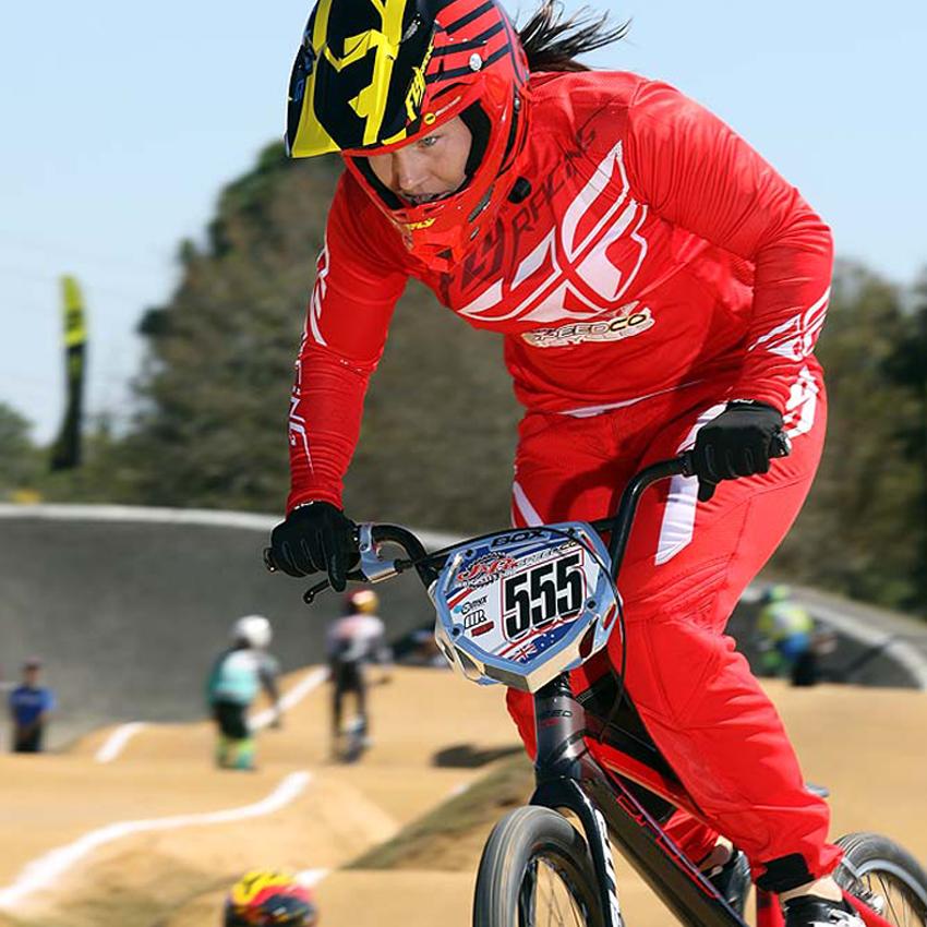 Melinda McLeod - BMXMania.com