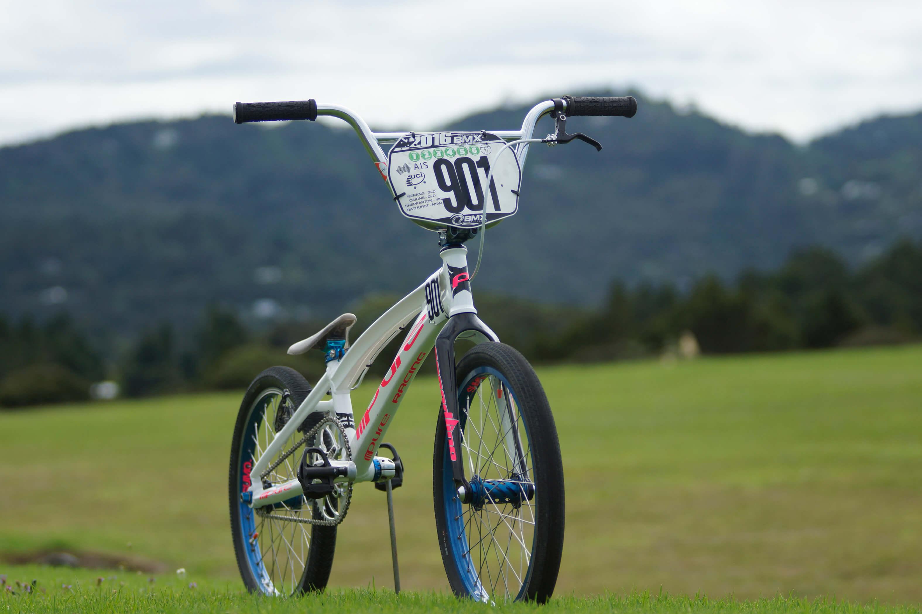 Michael Bias Bike Check