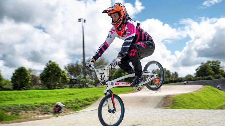 Michael Bias - Trackside BMX Photos NZ