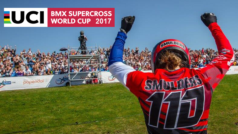2017 UCI Supercross World Cup Shake Up