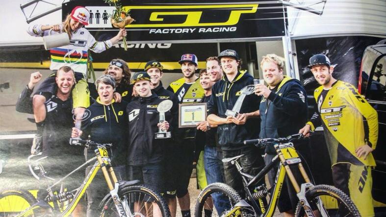 Steve Bell - Atherton Racing