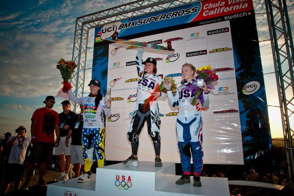 2012 Arielle Martin Fifteen BMX Chula Vista - Craig Dutton