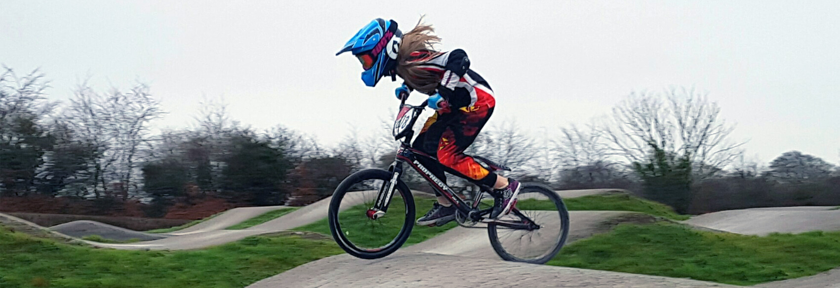 Jodie Lynch Fifteen BMX