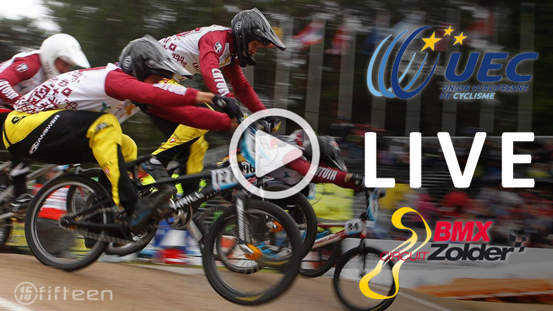 2017 UEC Rounds 1 & 2 BMX Zolder | REPLAY