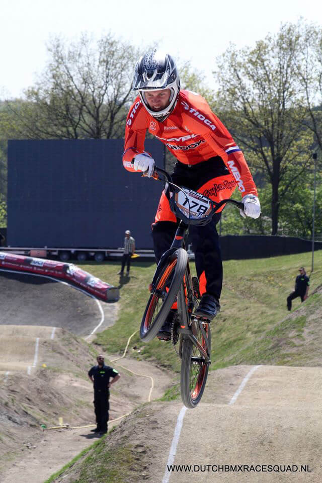 Justin Kimmann - Stichting Dutch BMX Race Squad
