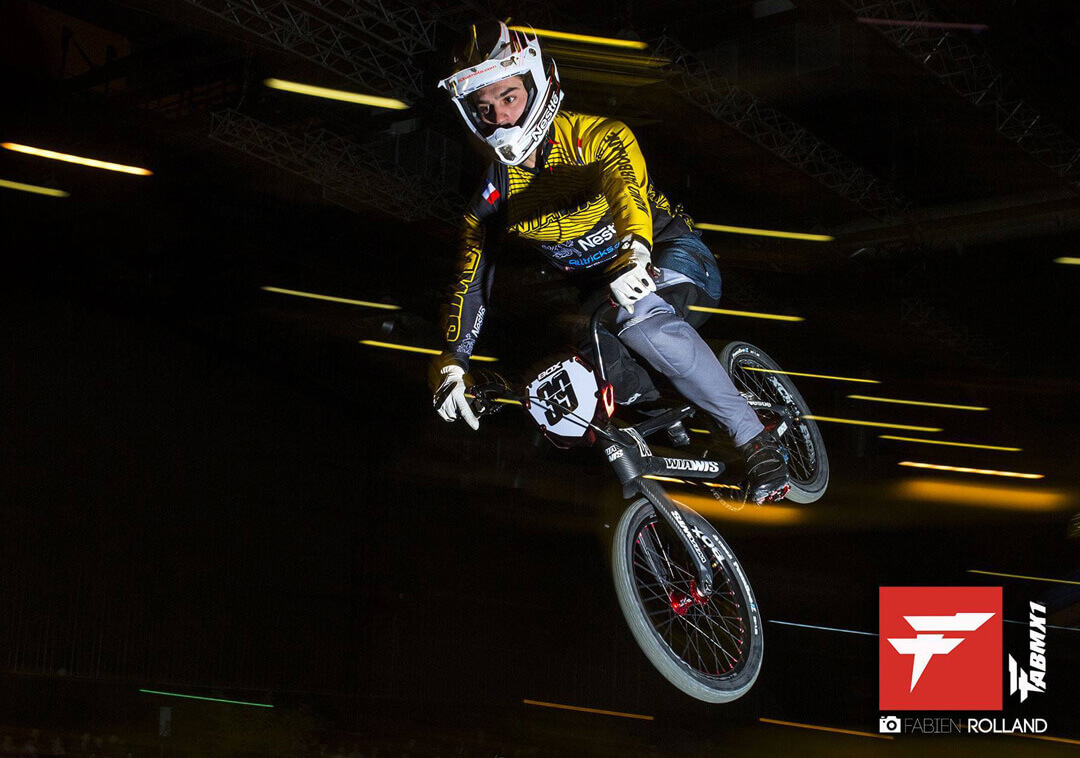 Sylvain Andre - Fabmx1 Fabian Rolland