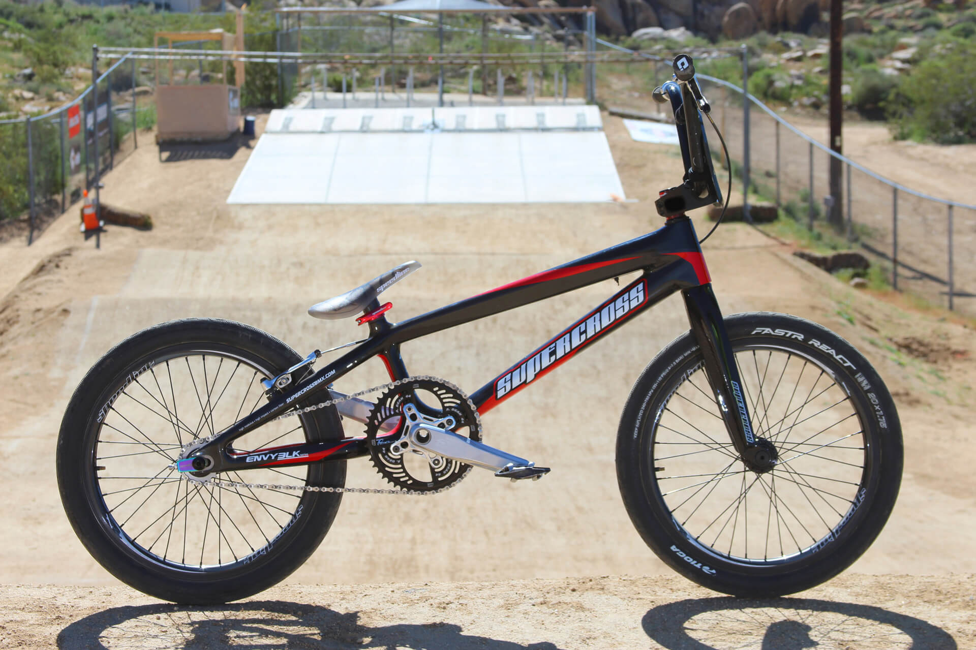 Anthony Dean - Supercross Envy BLK