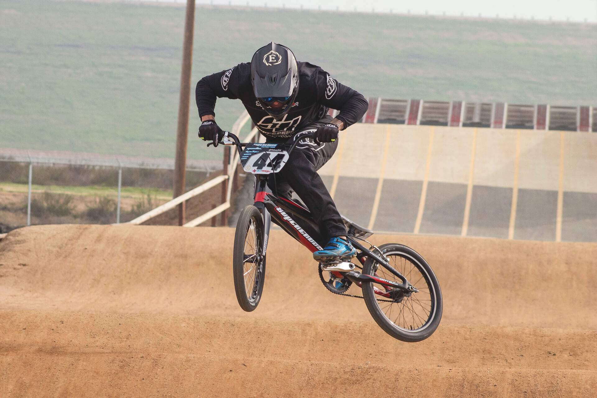 Anthony Dean - Supercross BMX