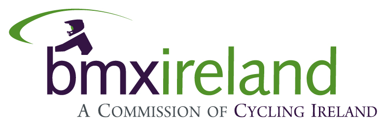 BMX Ireland Commission Logo