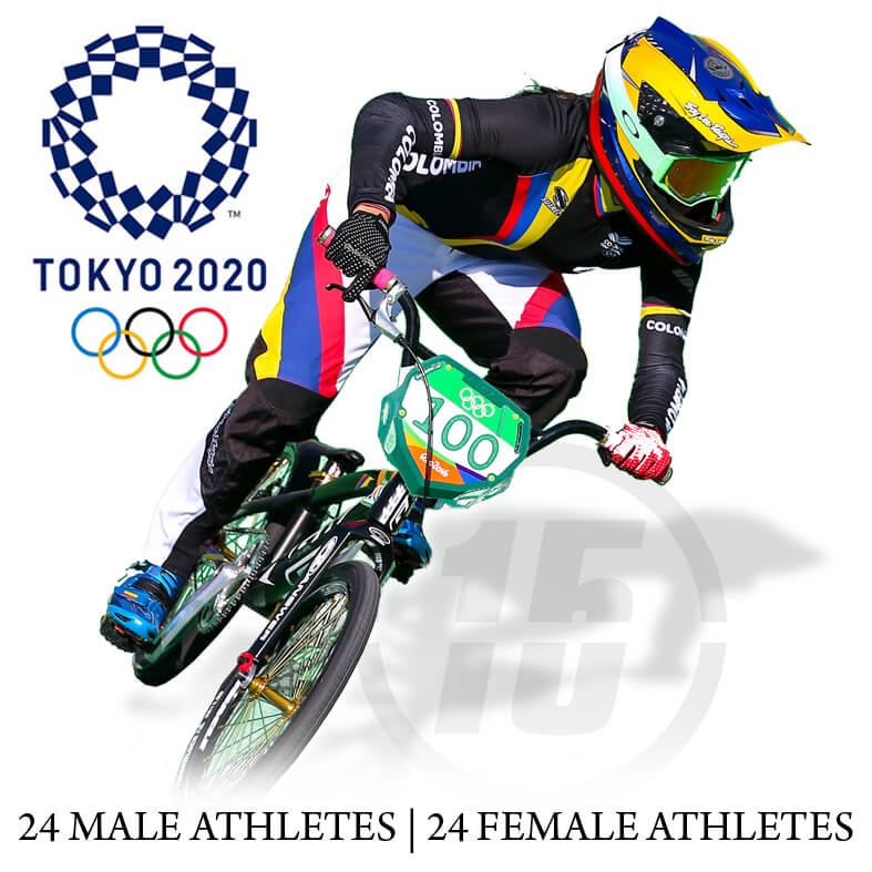 2020 24 Riders Per Class Olympic Shake Up