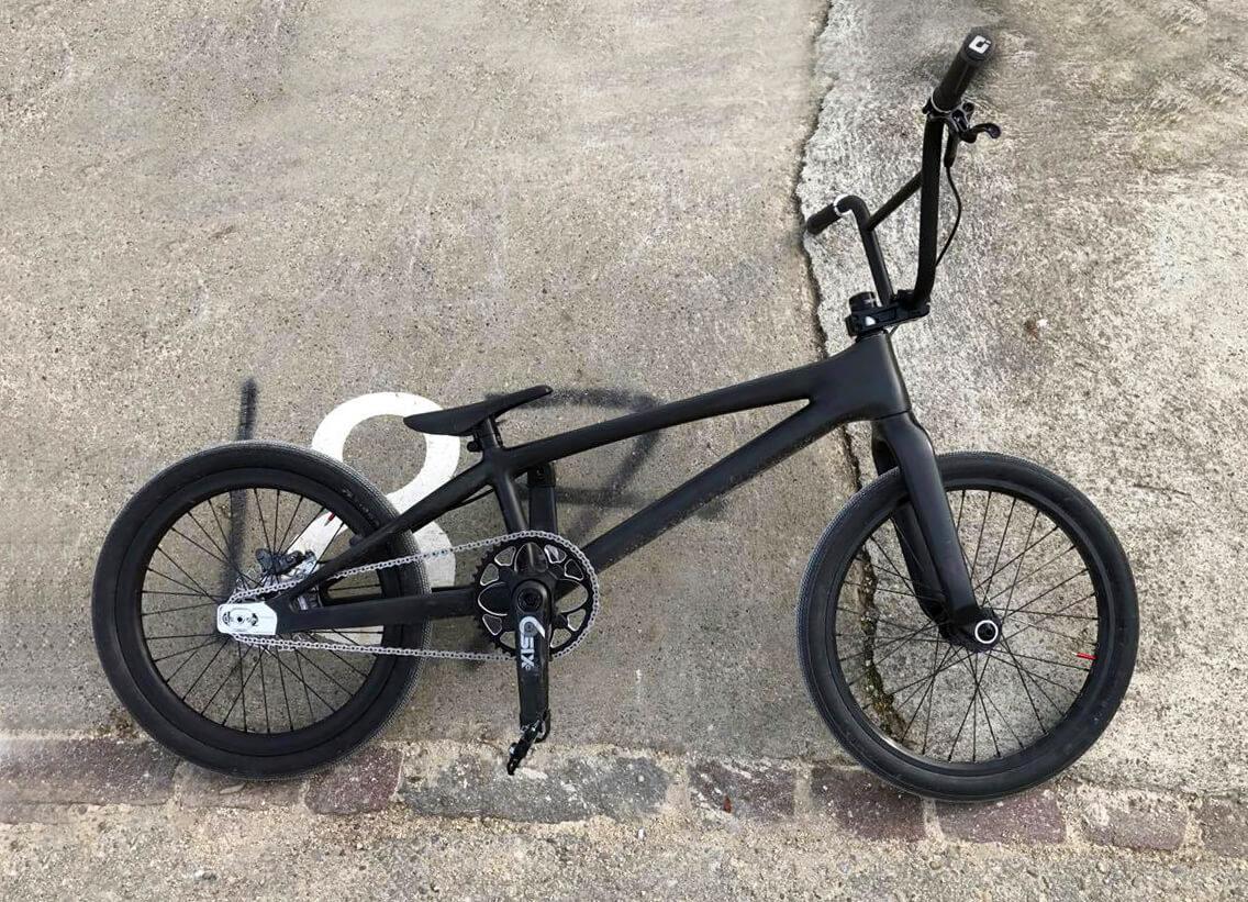 David Graf 2017 Custom Bike