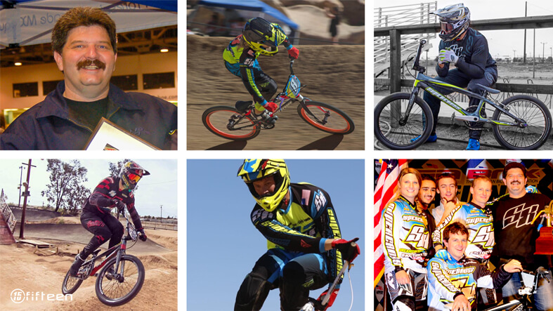 Supercross, Speedline, BMX … Bill Ryan!