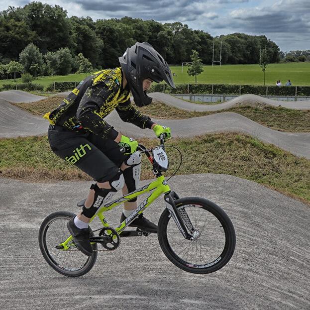 Calvin Dunne - Fifteen BMX