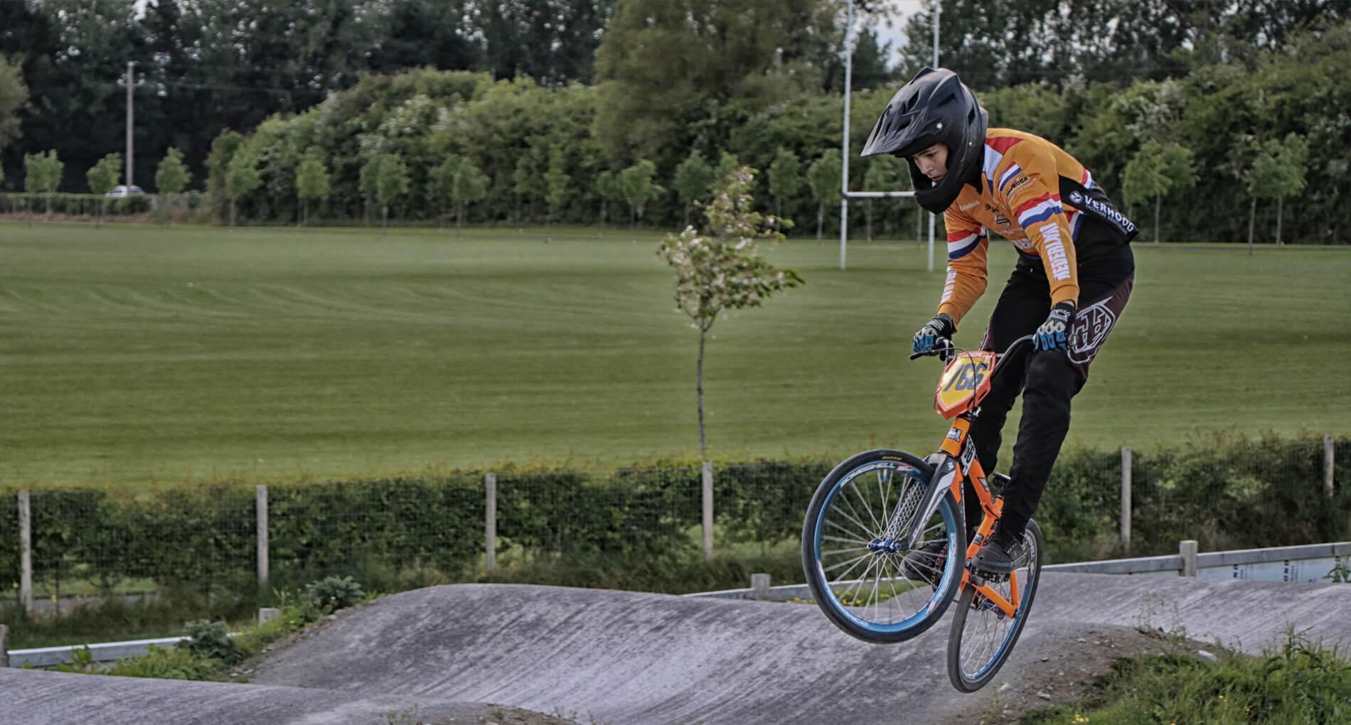 Calvin Dunne Lucan BMX - Fifteen BMX
