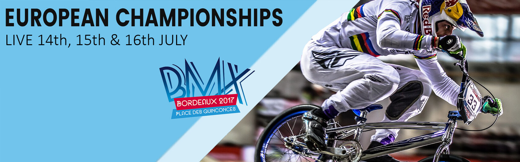 2017 European Championships France
