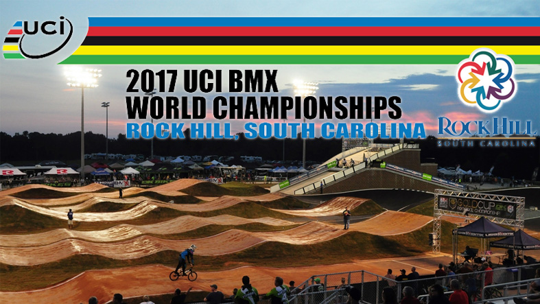 2017 UCI World Championships | Rock Hill | REPLAY