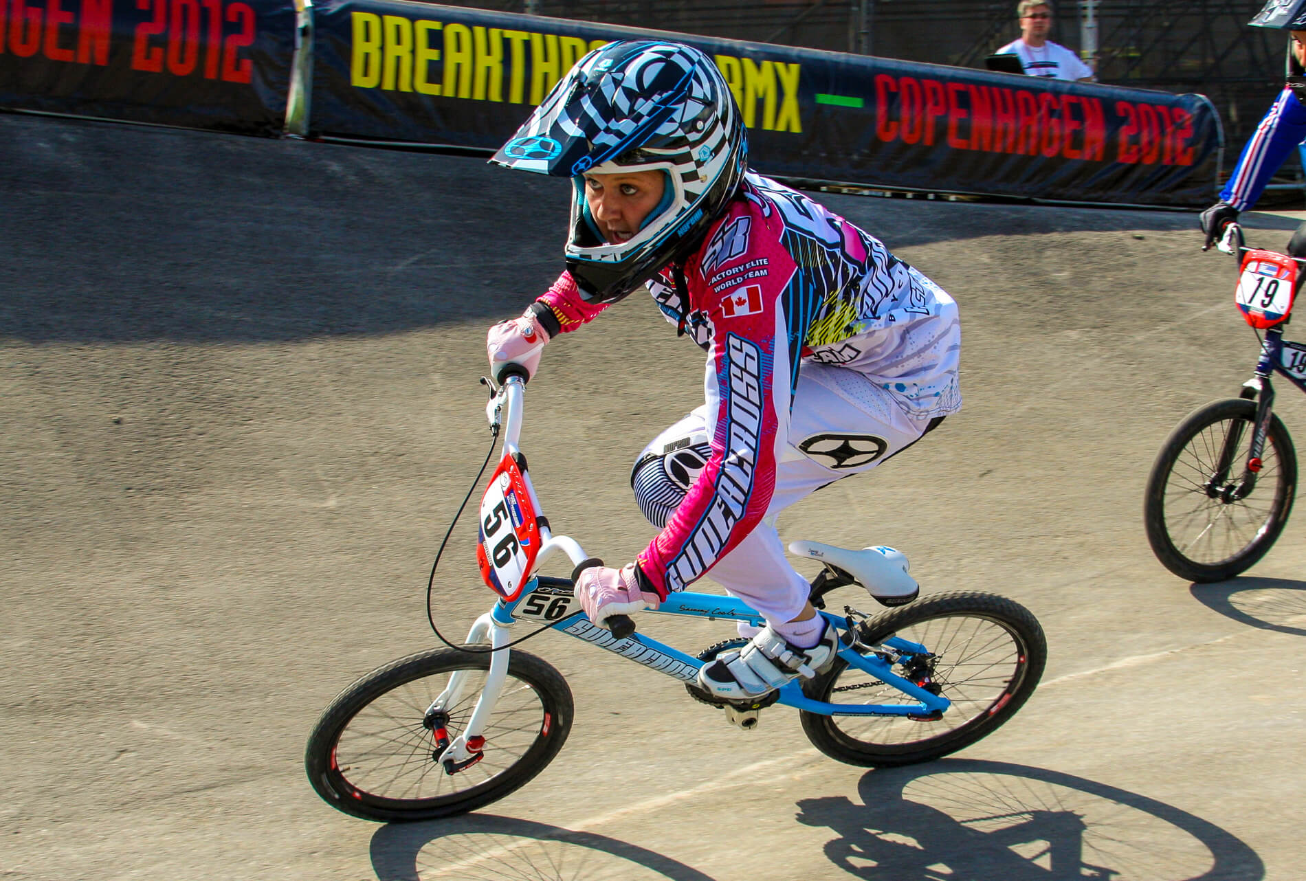 Sammy Cools Supercross BMX - Provided by Supercross BMX