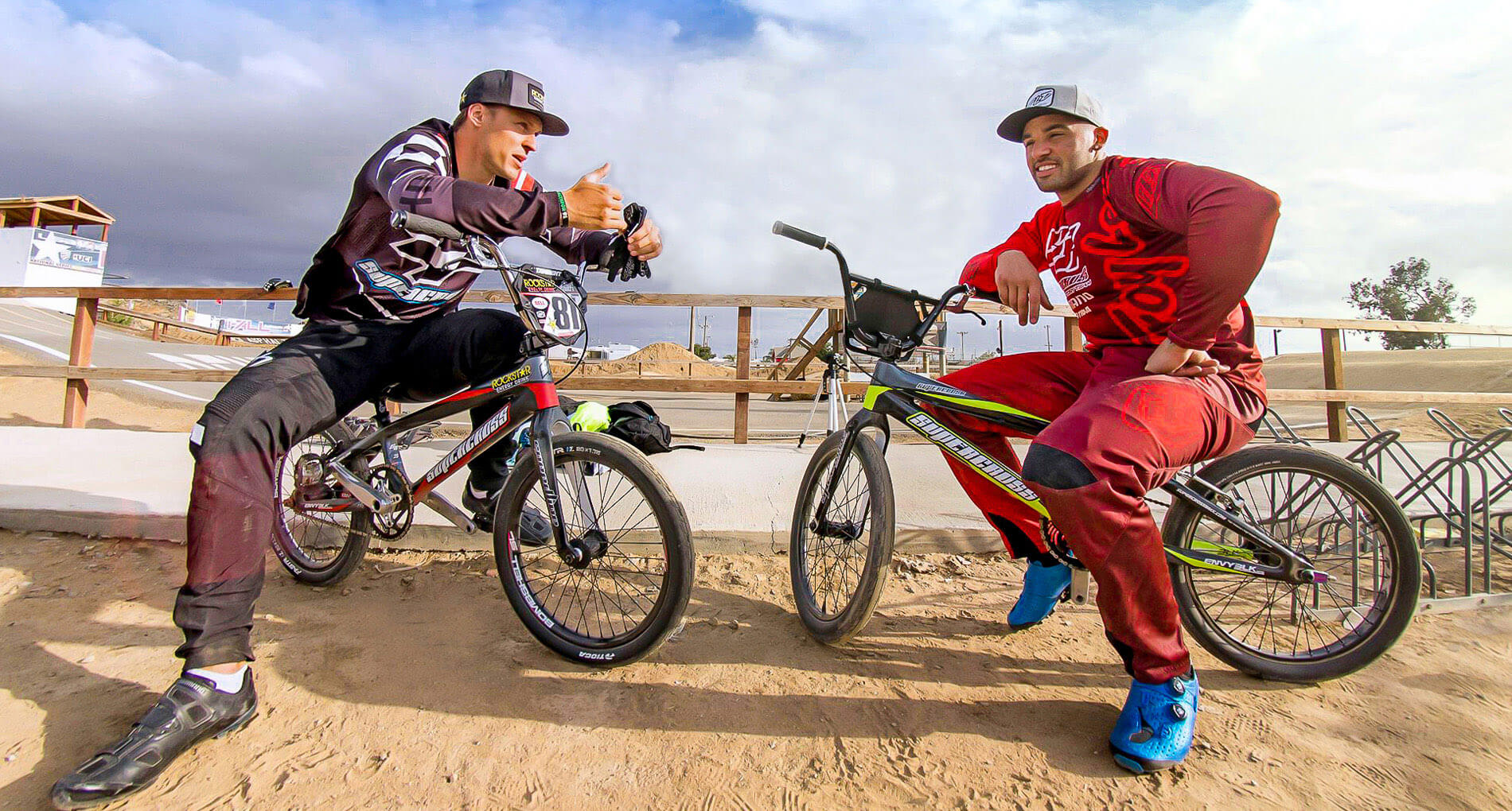 Supercross BMX 1