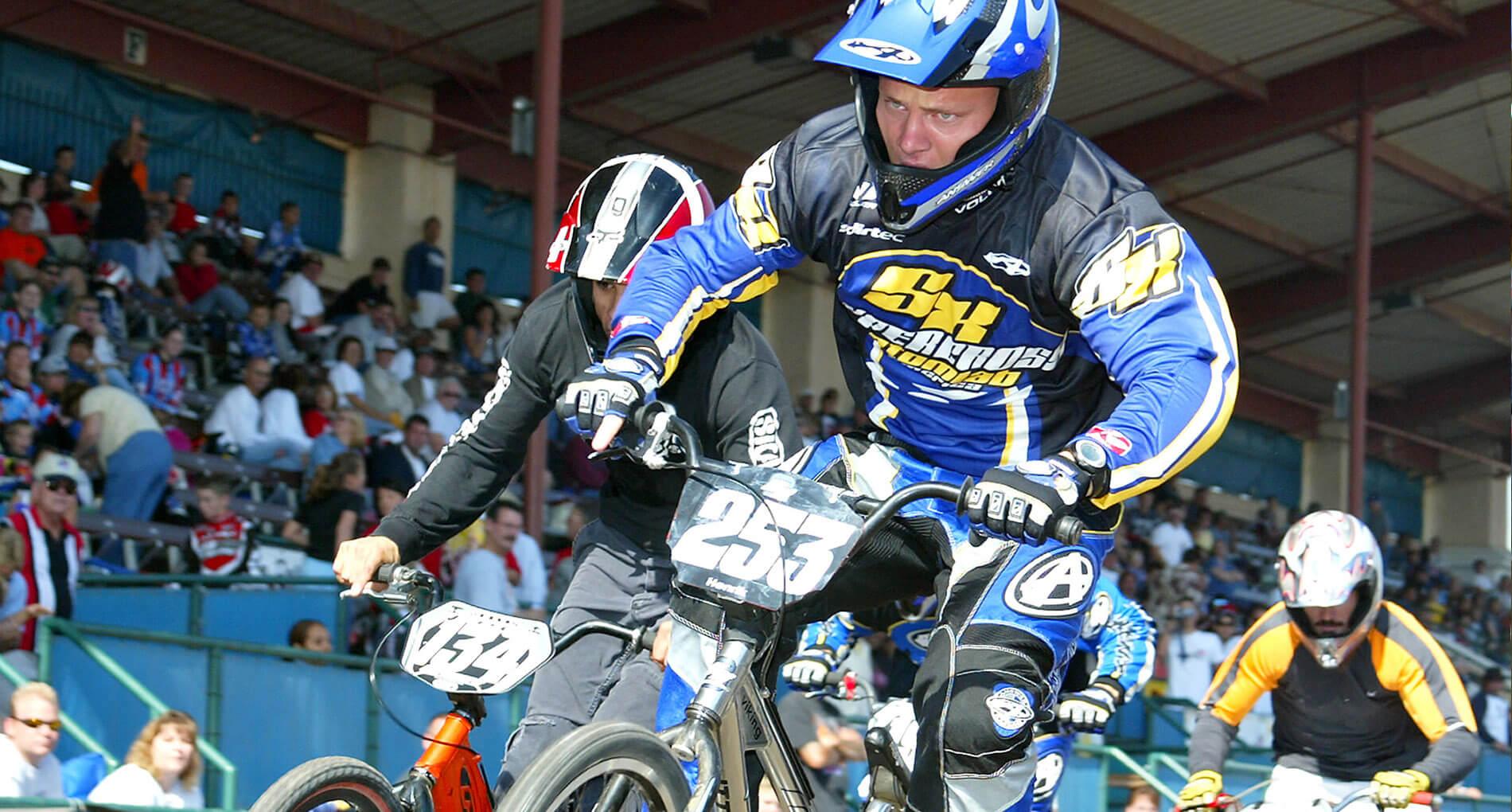 Supercross BMX 8