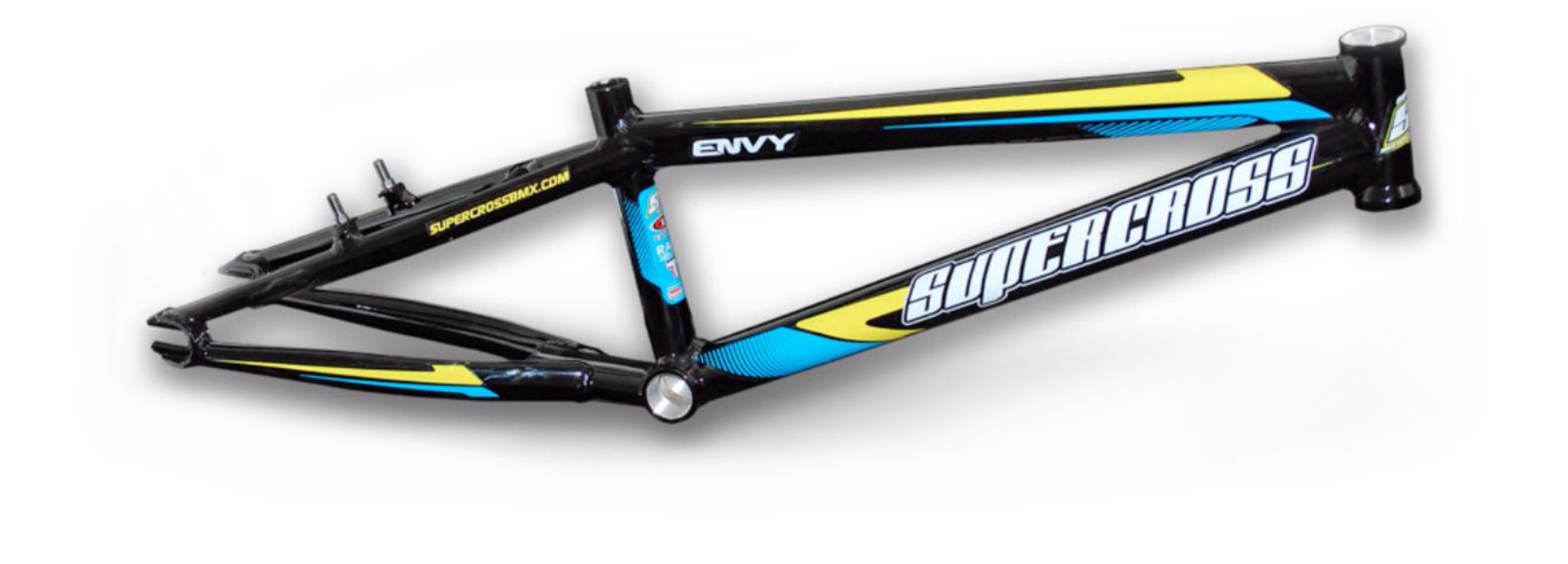 Supercross Envy V3 Black