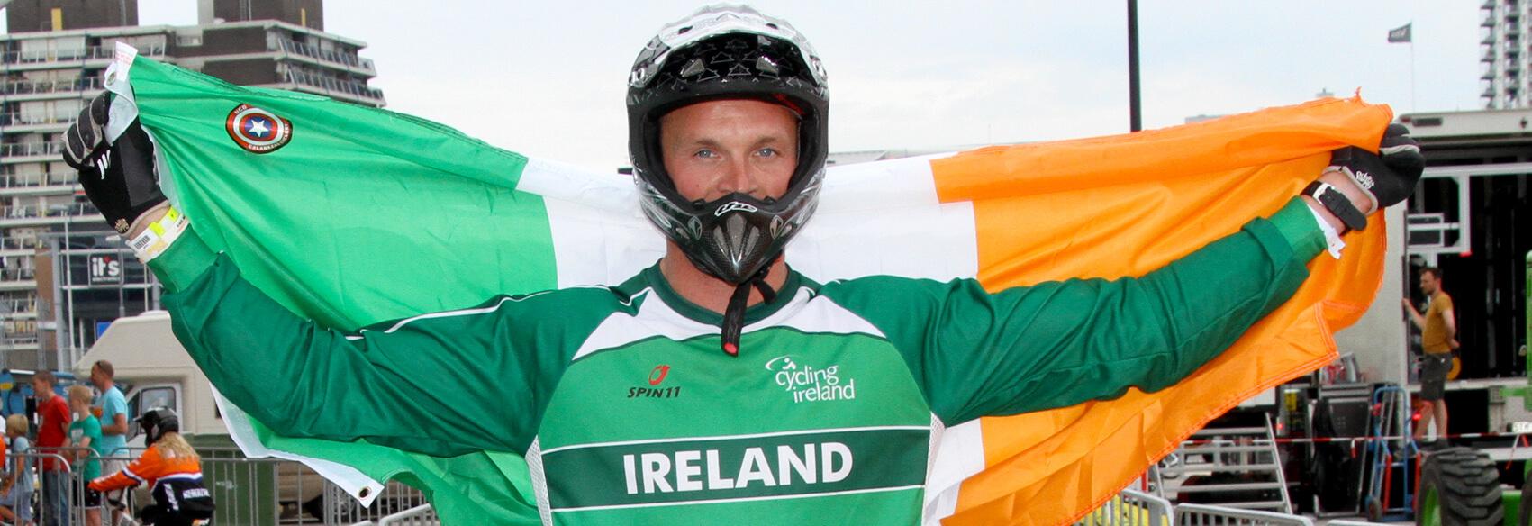 Kelvin Batey Chase 2017 - BMX Ireland