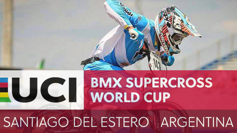2017 UCI Supercoss World Cup | Argentina LIVE