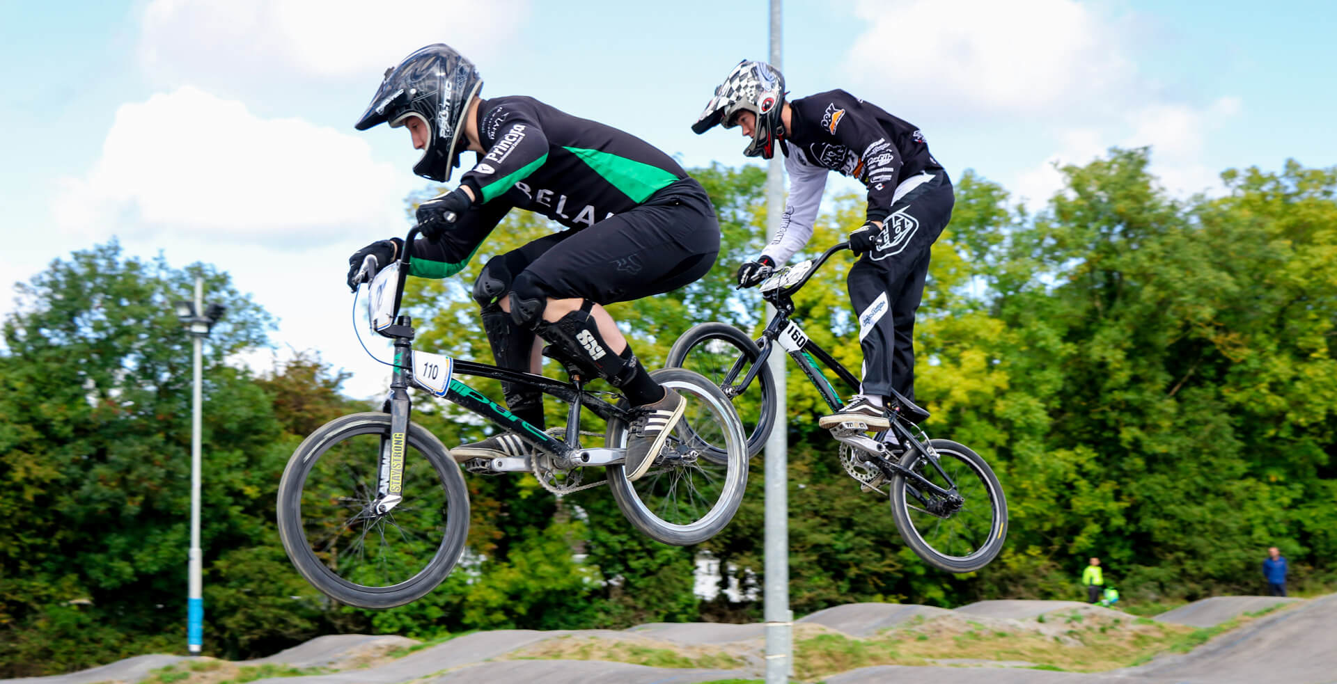 2017 UCI WCC Talent Camp Malone Murphy - Fifteen BMX