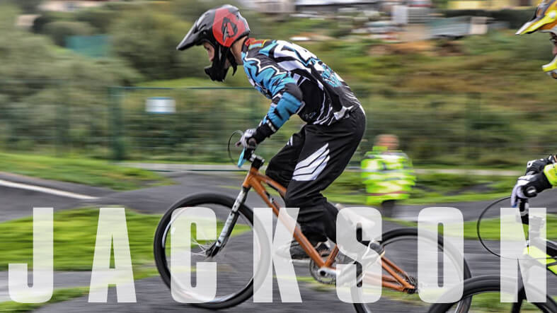 Eugene Jackson | Irish Rider Profiles