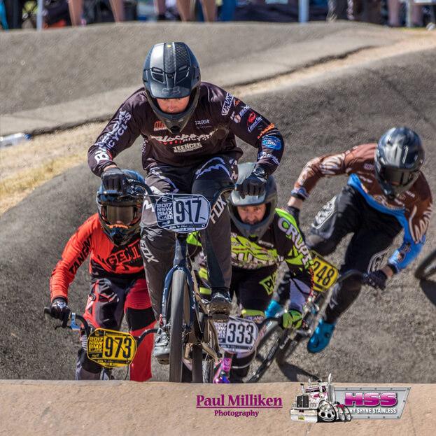 Andrew Hughes Fifteen BMX 4 - Paul Milliken
