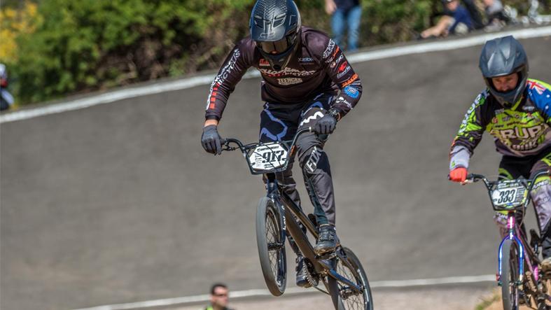 Andrew Hughes | Rider Profile