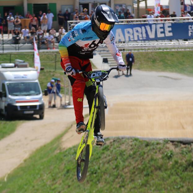 Ugo Navarro Fifteen BMX - Fabmx1