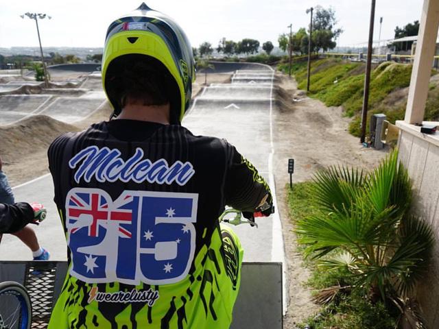 Josh Mclean 215 - Josh Mclean