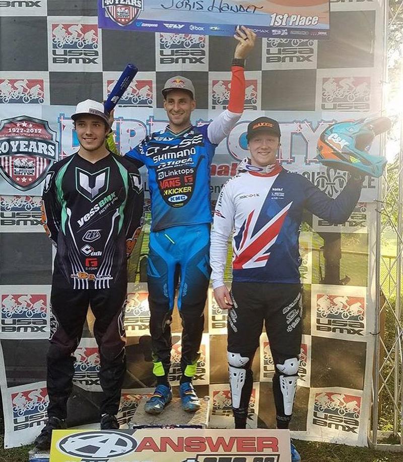Josh Mclean USA BMX Louisville 2017