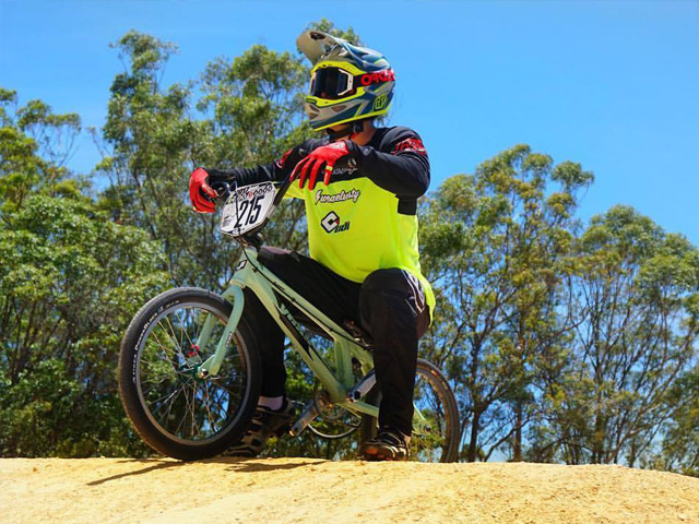 Josh Mclean Yess Bike 3 - Josh Mclean