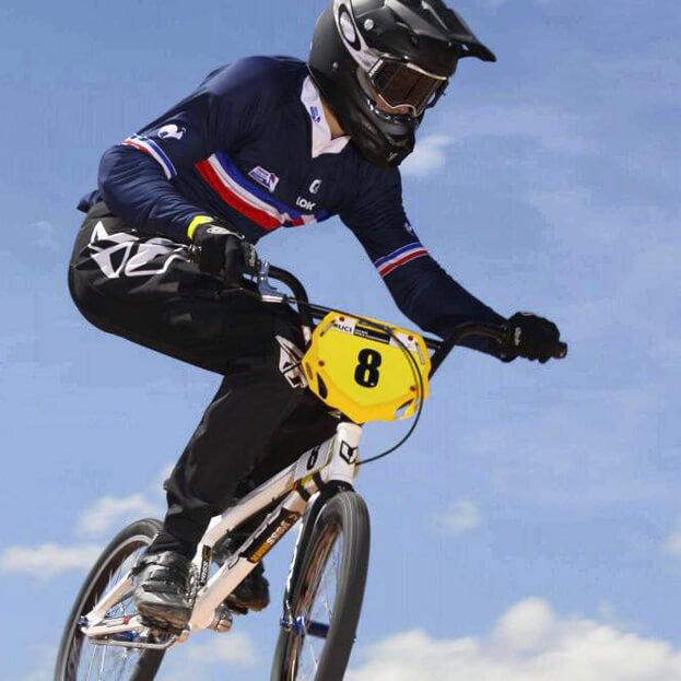 Ugo Navarro Fifteen BMX - Fabmx1 - Jerry Landrum