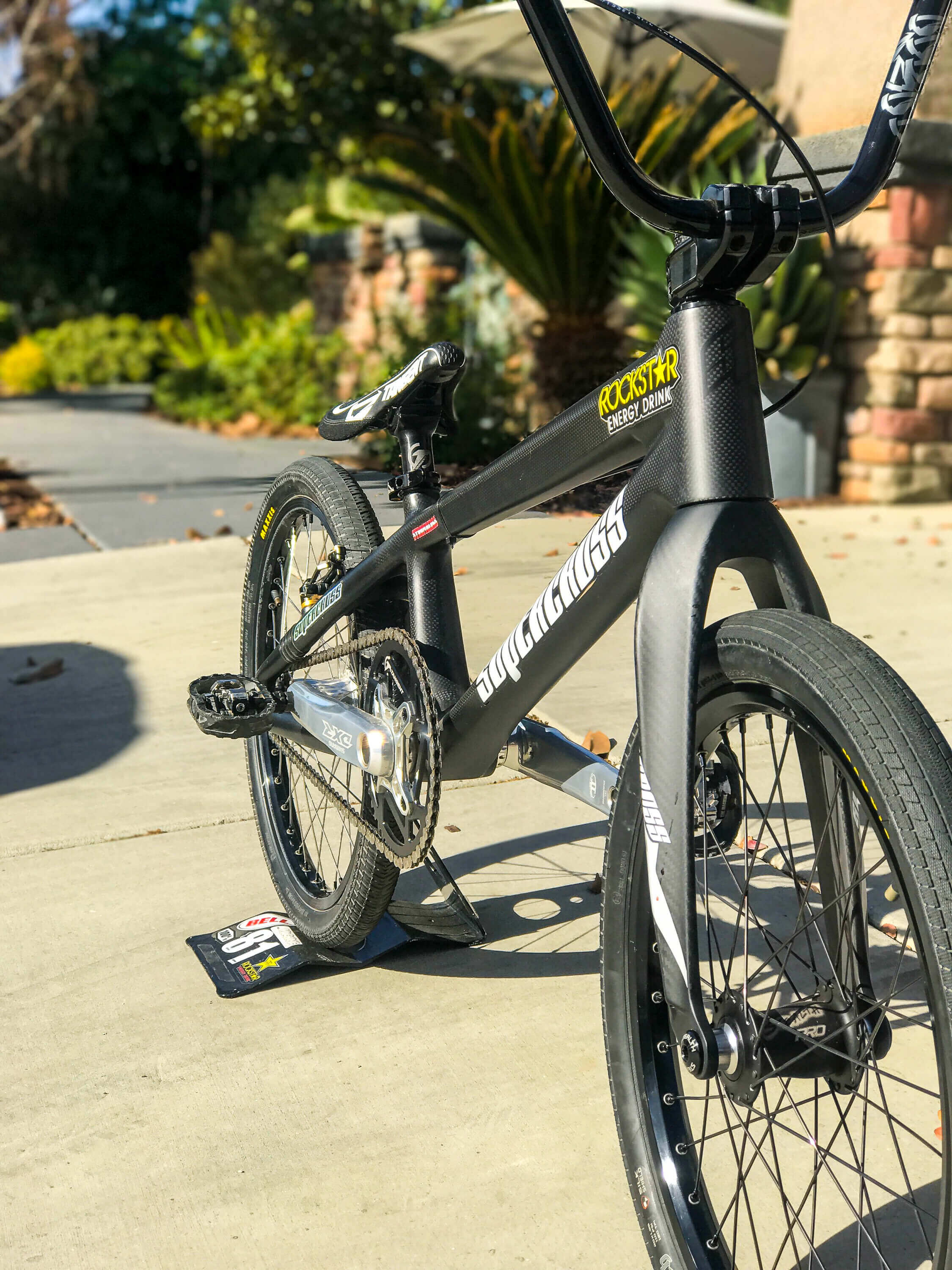 Maris Strombergs Fifteen Bike Check