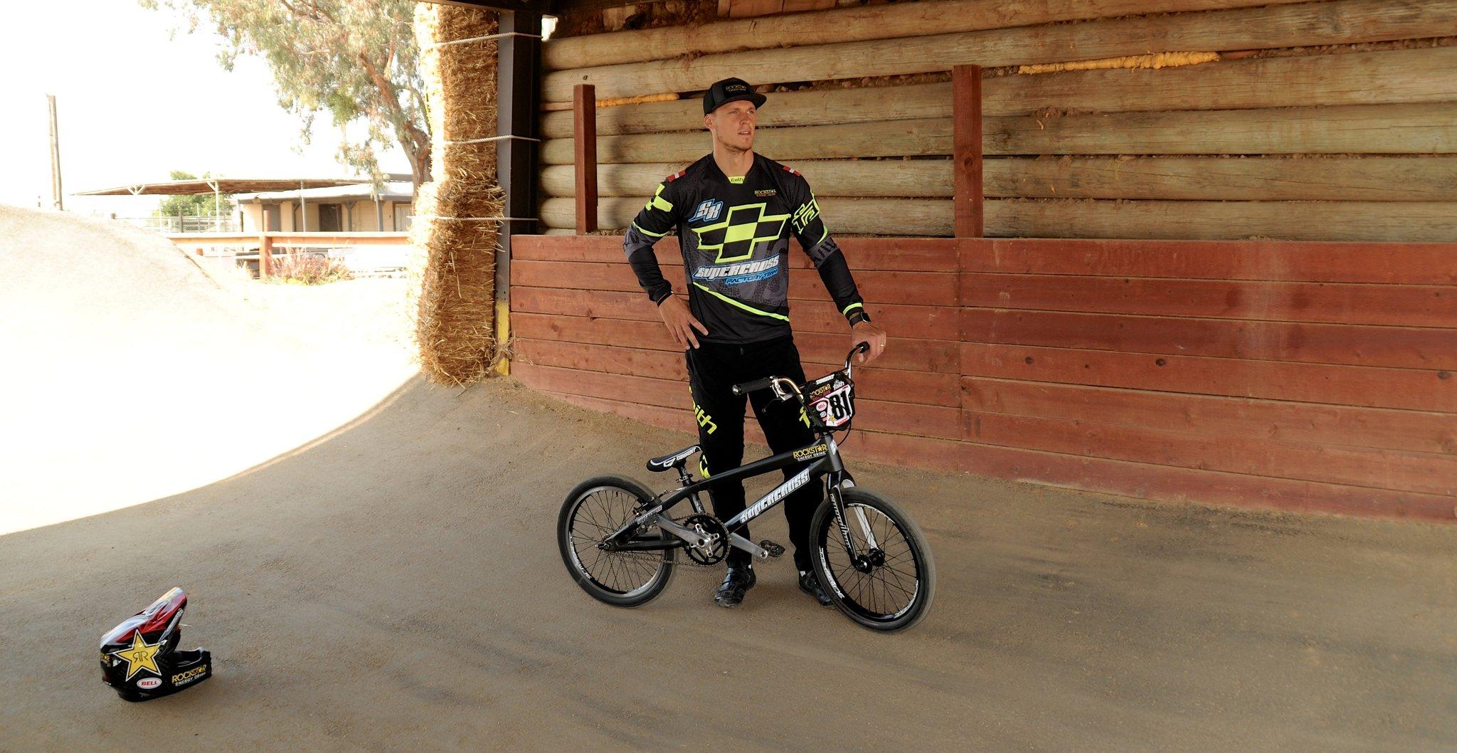 Maris Strombergs Supercrosss BMX