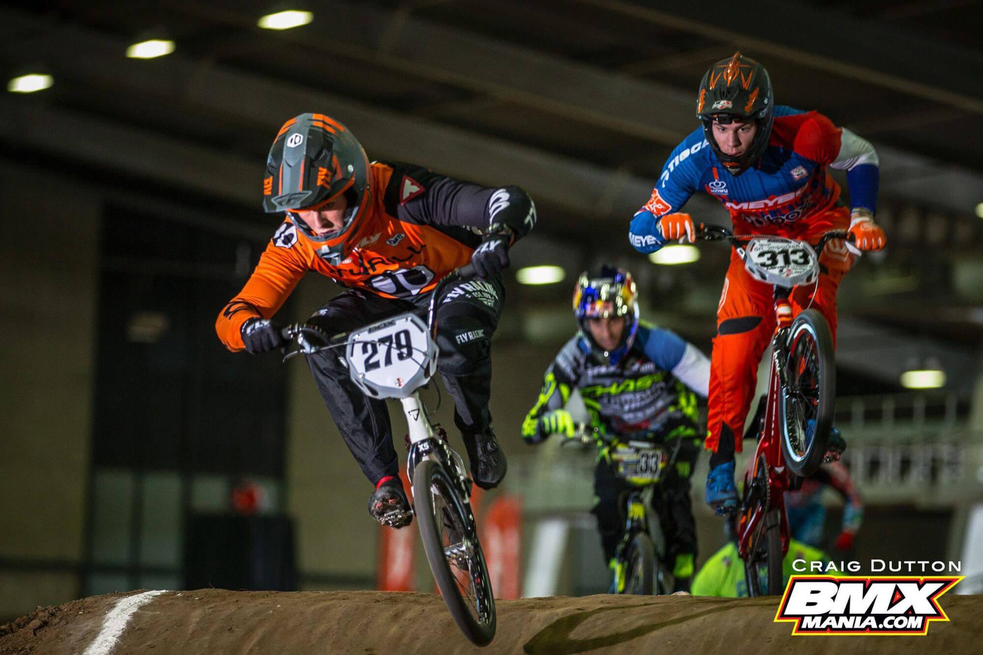 Trent Jones Fifteen BMX - Craig Dutton BMX Mania