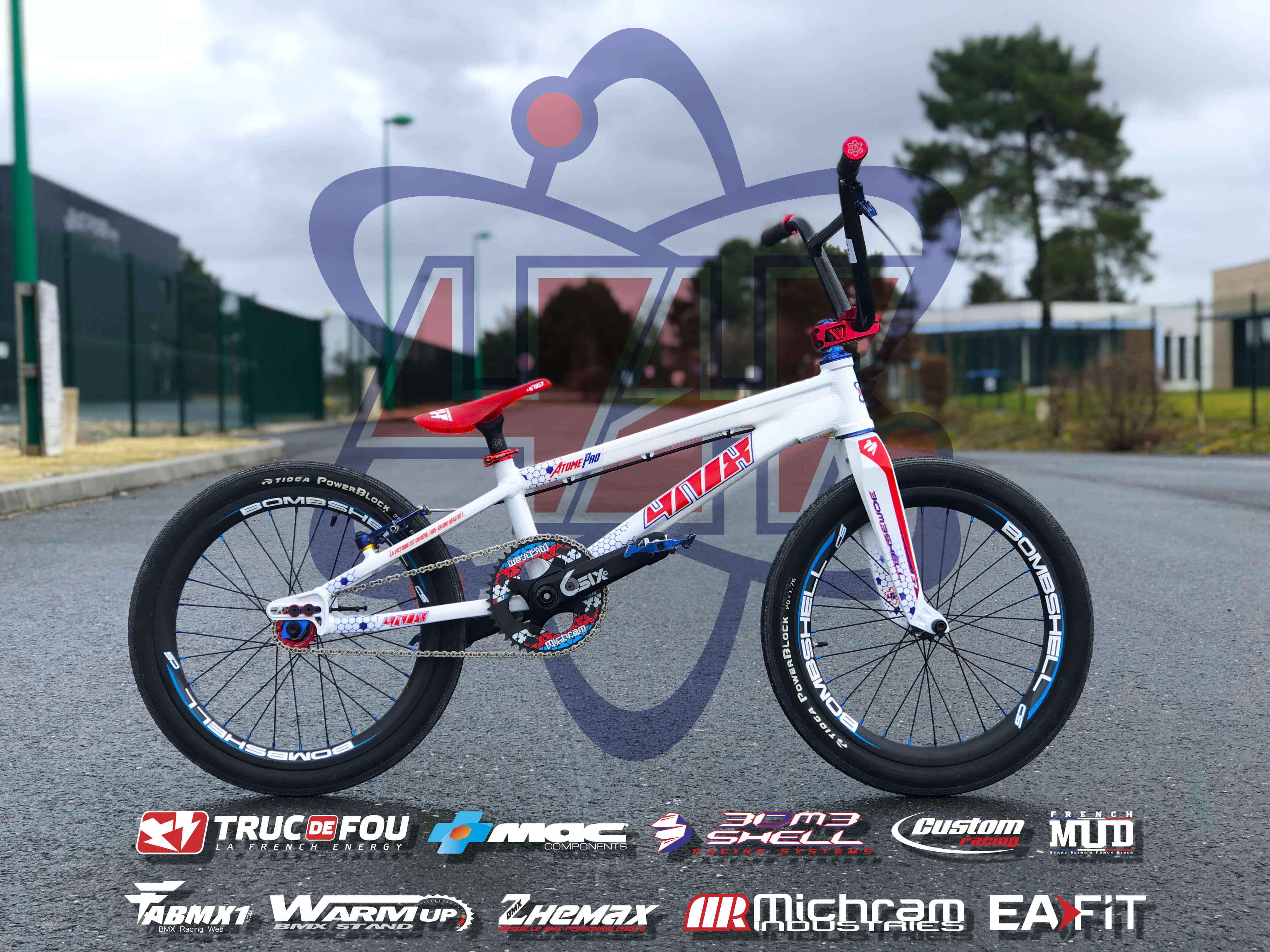 4NIX Atome Bike