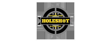 Holeshot Open Logo
