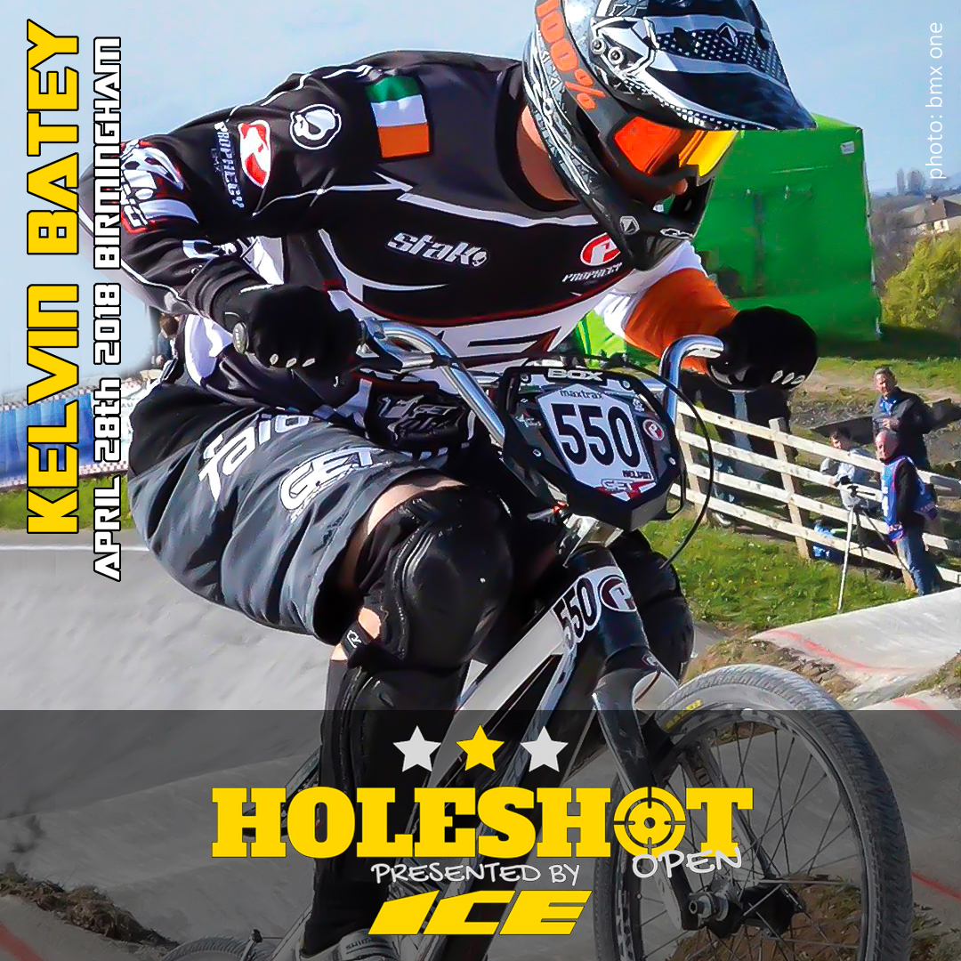 Kelvin Batey Holeshot Open